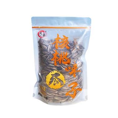 大丰核桃味瓜子350g/袋 34905