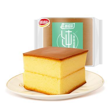 达利园 美焙辰纯蛋糕(原味)120g 3499
